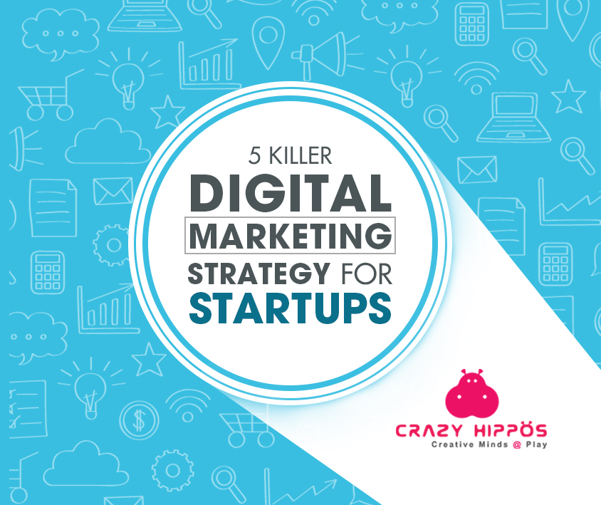 Digital Marketing - CrazyHippos