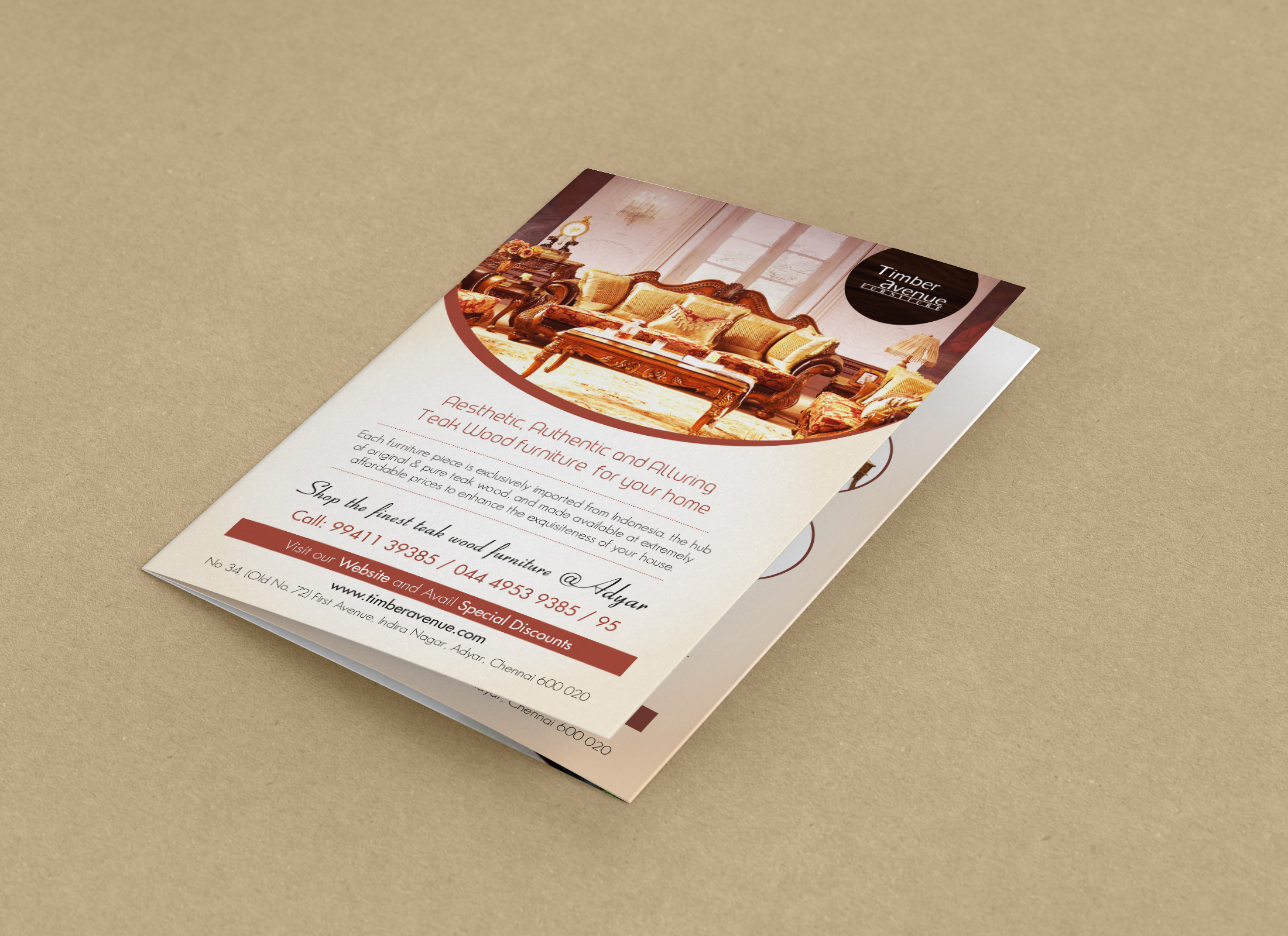 Catalog design For Product